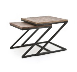 by-boo 1636 coffeetable set zig zag