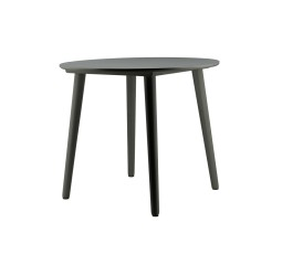 by-boo 1609 dining table subl.round 90x90 cm-ant.