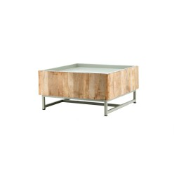 by-boo 1580 coffeetable hopper 62x62 - green