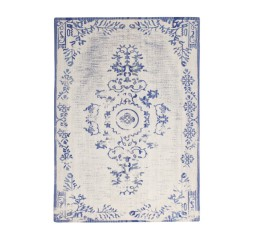 by-boo 6191 carpet oase 200x290 cm - blue