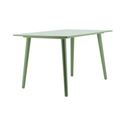 by-boo 1616 dining table subl.sq. 150x90 cm-green