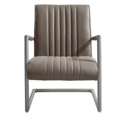 Fauteuil CALOVERDEvintage taupe