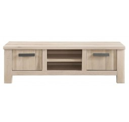 TV-meubel Averno eikenhout pearl
