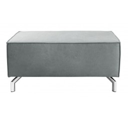 Hocker Terzo grey