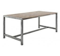 Eettafel Stilio 160x90 light grey wash