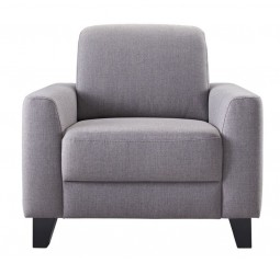 Fauteuil Mano taupe