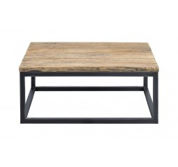 Salontafel Amblar teak black wash