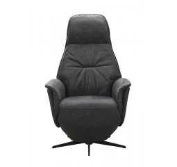 Draai/relaxfauteuil Melezza graphite