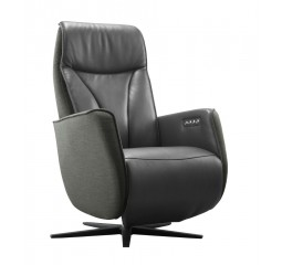 relaxfauteuil lerira medium antraciet