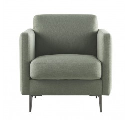 Loveseat Bellutti koudschuim zitting hunter