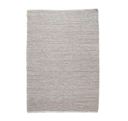 by-boo 6076 carpet sisal leather 60x120 cm - nat.