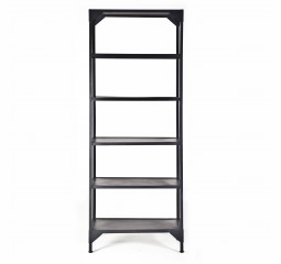 by-boo 4032 nozare collection - open bookcase
