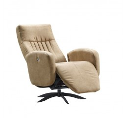 Relaxfauteuil Tuenno caramel