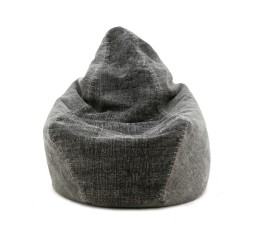 by-boo 3084 beanbag mono - anthracite