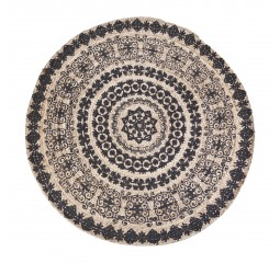 by-boo 6228 carpet himalaya round 120x120 cm
