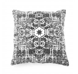 by-boo 6280 pillow cana 50x50 cm - black