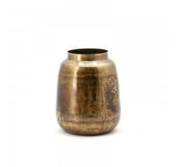 by-boo the nile vase 2 - gold