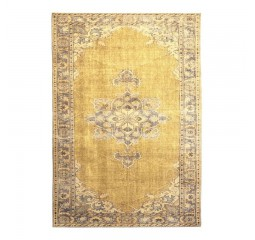 by-boo carpet blush 160x230 cm - yellow