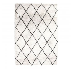 karpet by-boo rox 160x230cm - natural