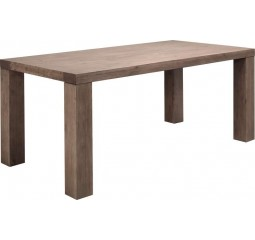 Eettafel Montreal L190xB95 light grey