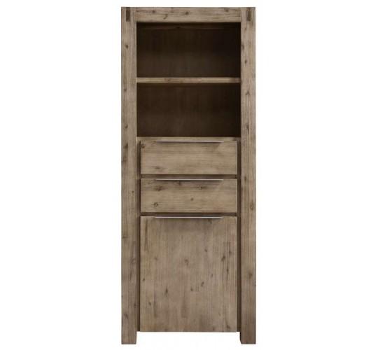 boekenkast salzburg acaciahout grey wash reedijk wonen reedijk wonen